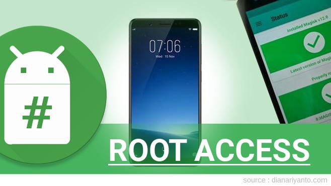 Tips Root Vivo V7 Tanpa Unlock Bootloader