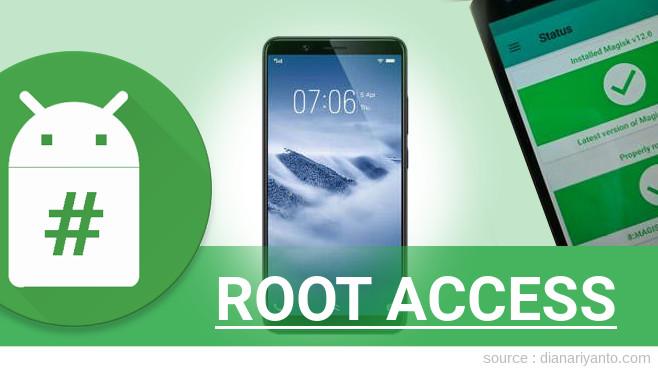 Cara Root Vivo Y71 Berhasil 100%