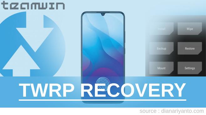 Pasang TWRP Vivo V11 Pro Paling Simpel